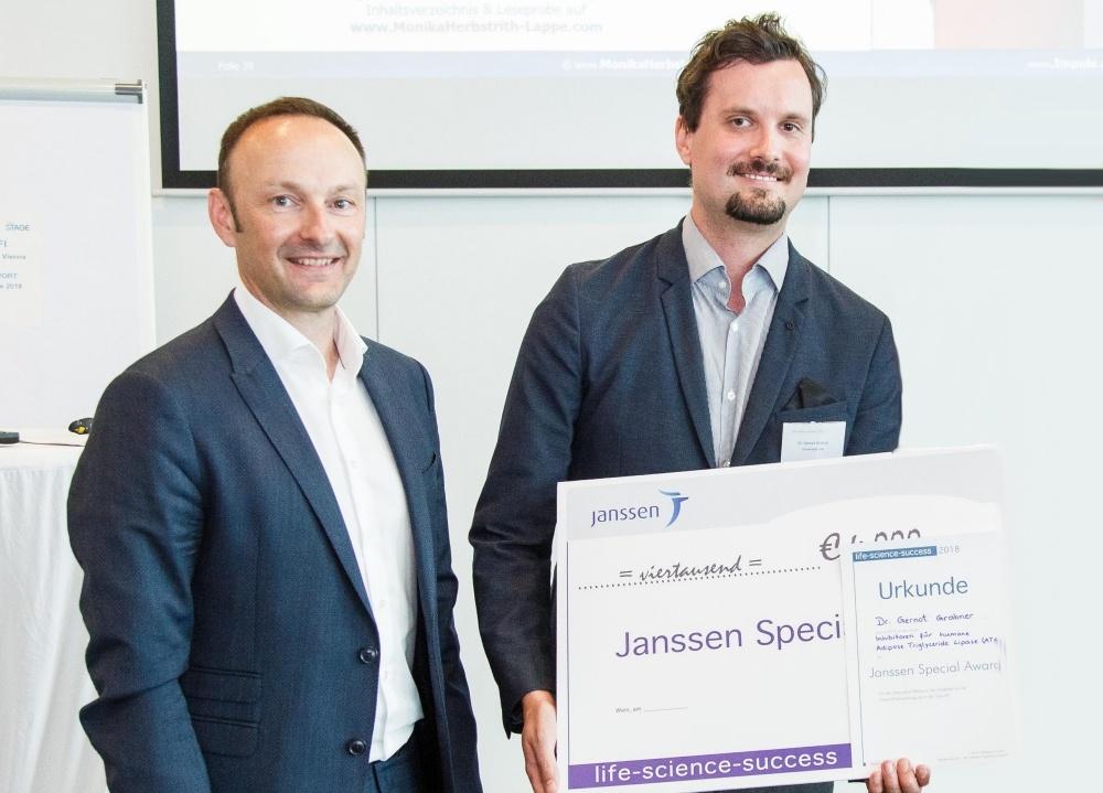 Janssen Special Award 2018